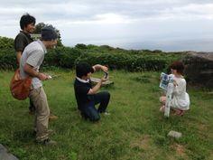さすがの地撮りカメラマン北尾さん #30jidori  p.twipple.jp/YRp0m