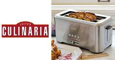 Win a Breville 4-Slice Toaster