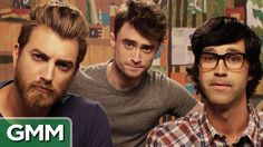 The What If? Game Ft. Daniel Radcliffe Harry Potter is on GOOD MYTHICAL MORNING!!!