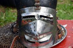 Medieval Mask by Claude Charbonneau on Medieval, Mugs, Glasses, Tableware, Eyewear, Eyeglasses, Dinnerware, Tumblers, Tablewares