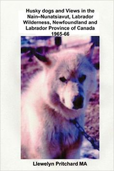 Amazon.com: Husky dogs and Views in the Nain–Nunatsiavut, Labrador Wilderness, Newfoundland and Labrador Province of Canada 1965-66: Cover photograph: husky dog ... John Penny) (Photo Albums) (Japanese Edition) (9781482572261): Llewelyn Pritchard MA: Books