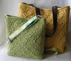 Image result for knitted bags