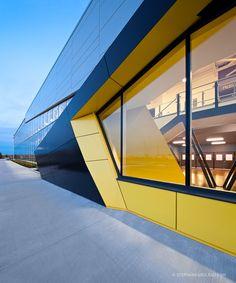 Modern Building, Centre de foire de Sherbrooke