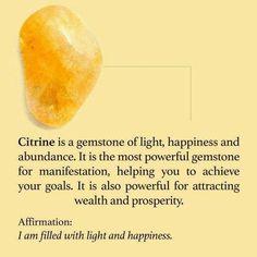 Φώς,ευτυχία,η πιο δυνατή πέτρα για  πραγματοποίηση αφθονίας πλούτου κ ευημερίας.Επιτυχία κ δημιουργία.