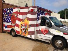 Northeast Fire Protection District (MO) #ambulance #USA #setcom