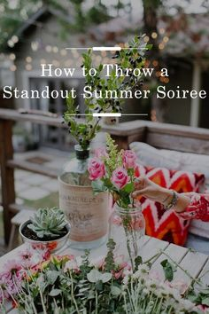 Summer Soiree /