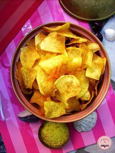 homemade chips Domaći čips za savršenu filmsku večer | Happiness is Homemade Happiness Is Homemade, Homemade Chips, Happy Kitchen, Snack Recipes, Tacos, Mexican, Ethnic Recipes, Food, Snack Mix Recipes
