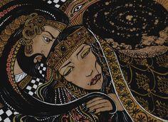Hades and Persephone by DonLagarto