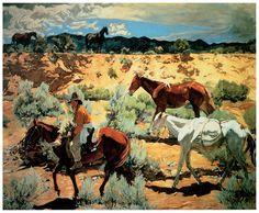 The Southwest Painting  - The Southwest Fine Art Print