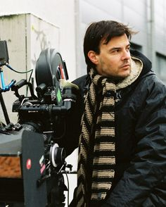 Francois Ozon. Sharp, satirical, funny, twisted, crazy and poetic. I love this director. 8 femmes, swimming pool, le temps qui passe, Potiche, Sitcom, Sous le sable...