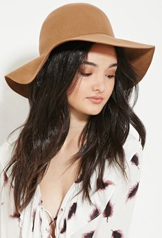 Floppy Wool Hat | Forever 21 #f21accessorize