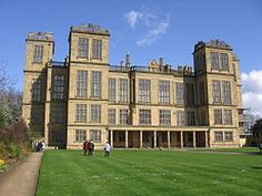 Hardwick Hall, Doe Lea, Chersterfield, Derbyshire - built 1590-1597. One of the most significant Elizabethan country houses in England and earliest examples of English interpretation of Renaissance Style Architecture. (via Wikipedia.org)