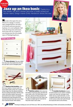 Some DIYs are crazy easy (like thess:crate shelf, slab table, table runner and ladder towel holder), and some are a little more complicated.This one is one is more on the latter side, but all the...