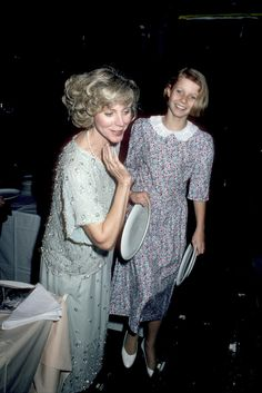 Gwyneth Paltrow and her mother, Blythe Danner.