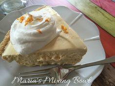 "I added ""Maria's Mixing Bowl | Orange Creamsicle Pie"" to an #inlinkz linkup!http://mariasmixingbowl.com/orange-creamsicle-pie/"