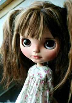 Top 14 Beauty Vintage Blythe Doll Designs – Live Happy Life With Easy Funny Idea - Easy Idea (7)