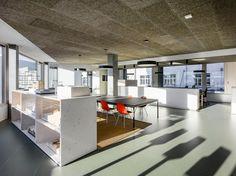 ffbk Architekten AG | Büro- und Wohnungsbau auf dem Dreispitz Basel