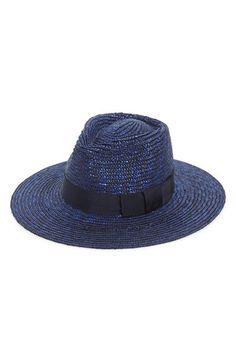 18ecae0d4e6 Brixton  Joanna  Straw Hat Raffia Hat