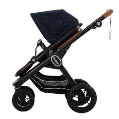Emmmaljunga barnvagn - NXT90 - Ergonomsik och vändbar sittdel - STARK