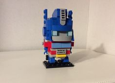 My Lego Brickheadz G1 Optimus Prime