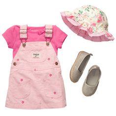 Pink, pretty please. #oshkoshbgosh