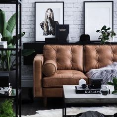 6 Stunning brown sofas that will make you desire this color