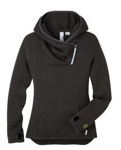 Women s Sweetwater Fleece Hoodie - Mountain Shadow   Extra Small 0b1ab8eed37c5