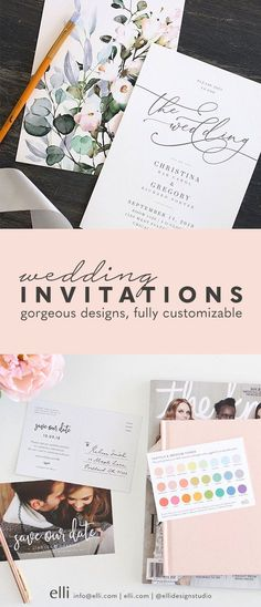 Nice Fully Customizable Invitations that you must know, You're in good company if you're looking for Fully Customizable Invitations Wedding Invitation Trends, Beautiful Wedding Invitations, Watercolor Wedding Invitations, Custom Wedding Invitations, Wedding Stationery, Invitation Ideas, Invite, Wedding Venue Decorations, Rustic Wedding Venues