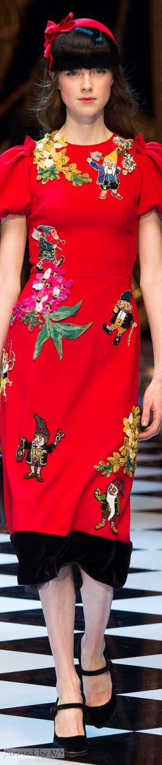 Dolce&Gabbana - FW 2016-17 Collections