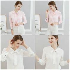 Bluza Melania-69 Lei  #pinkandwhite #blouse #perfectforthisseason #femininestyle #autumnstyle #happiness #fashionblouse