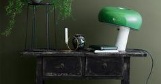 ORGANIC GREEN 8994 Farge Interiør | Jotun.no