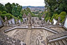 Braga, Santuario do Bom Jesus do Monte