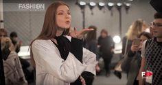 DESIGUAL Fall 2016 / 2017 Backstage | Front Row Women New York by Fashio...