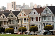 The Painted Ladies - San Francisco