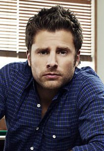 James Roday~ watched hours of Psych this weekend.