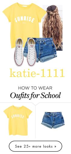 """""""Happy Easter Guys!!!"""" by katie-1111 on Polyvore featuring MANGO and Converse"""