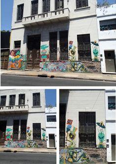 Alrededores de la Galería Gallery´s surroundings...