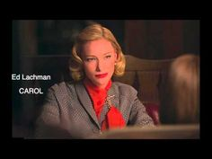 ED LACHMAN talks the cinematography of CAROL: Interview Exclusive | moviesharkdeblore