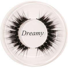 Certifeye Dreamy 3D Faux Mink Lashes ($25) ❤ liked on Polyvore featuring beauty products, makeup, eye makeup and false eyelashes