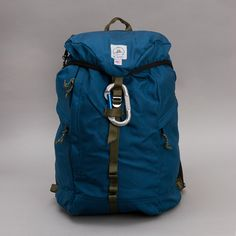 Epperson Mountaineering Large Climb Pack in Saffron/Sandstone
