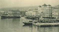 See 393 photos and 22 tips from 5100 visitors to Rijeka. Old Images, Trieste, Golden Age, Hungary, Croatia, Four Square, Paris Skyline, City, Pictures