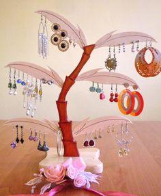 Organizér na náušnice Chandelier, Ceiling Lights, Lighting, Home Decor, Candelabra, Decoration Home, Room Decor, Chandeliers, Lights