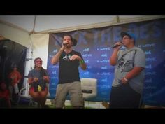 Very Rare and Very Odd Footage of Brant Filling in for Lecrae Desert Festival, Air One, I Laughed, Lol, Funny, Bands, Awesome, Music, Musica