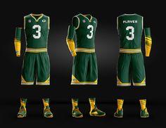 dba179ed6319 Basketball Uniform Jersey PSD template on Wacom Gallery Basketball Kit
