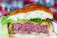 pj clarkes cheeseburger