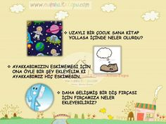 çocukların yaratıcı düşünme becerisini geliştiren sorular (2) | Evimin Altın Topu Baby Songs, Kids Songs, School Teacher, Pre School, Montessori, Creative Thinking, Activities For Kids, Education, Learning