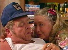And after all, it is her right as a married woman. British Tv Comedies, British Comedy, Funny Sitcoms, English Comedy, Bbc Tv Shows, Comedy Actors, Keeping Up Appearances, Funny Character, Tv Land