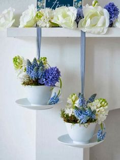 It's so easy DIY blog: Moje inspiracje - wiosenne dekoracje, spring