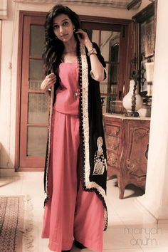 Maryah Anum Party Wear Collection 2013 For Women 001 Stylish Dresses, Simple Dresses, Nice Dresses, Party Wear For Women, Shrug For Dresses, Kurta Designs Women, Gowns Of Elegance, Traditional Fashion, Indian Dresses