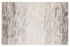Cole Hide Rug, Neutral